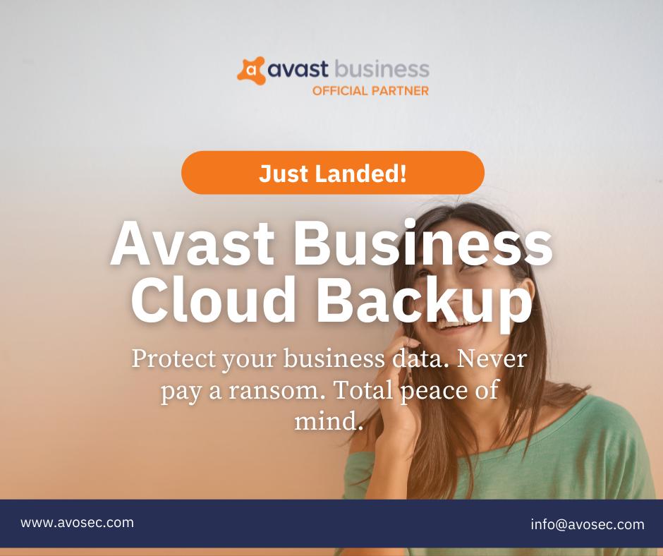 Avast Cloud Backup